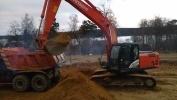 Строительство железной дороги в Варшко: Фоторепортаж