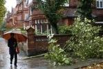 """Фоторепортаж: «шторм """"Святой Иуда"""" в Великобритании »"""