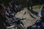 Закрытие сезона скутеристов 12 октября 2013 года Фото: Сергей Николаев: Фоторепортаж