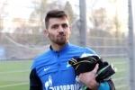 тренировка Зенита перед матчем с ЦСКА 18 октября : Фоторепортаж