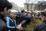 Мусульмане Петербурга празднуют Курбан-Байрам: Фоторепортаж