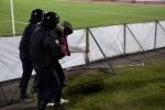 Беспорядки на трибунах во время матча Шинник - Спартак 30 октября 2013 года : Фоторепортаж