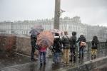 Фоторепортаж: «Открытие Дворцового моста 19 октября 2013 года. Часть 2 »