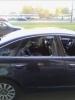 Фоторепортаж: «В Купчино топором изрубили машину прокуратуры»