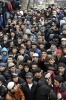 Фоторепортаж: «Мусульмане Петербурга празднуют Курбан-Байрам»