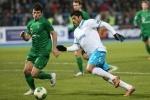 Зенит -Томь (3:0): Фоторепортаж