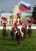 Фоторепортаж: «эстафета олимпийского погня в подмосковье»