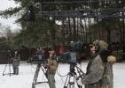 Съемки шоу «Дом-2»: Фоторепортаж
