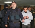 Орхан Зейналов, арест: Фоторепортаж