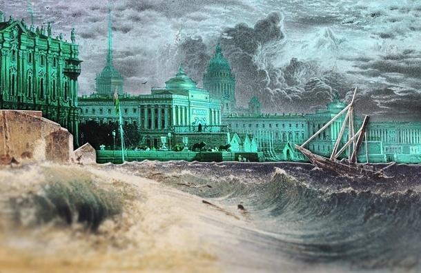 Ураган «Святой Иуда» в Петербурге глазами жителей