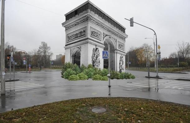 В Красном Селе хотят поставить триумфальную арку, а жители против