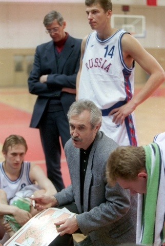 Сергей Белов: Фото