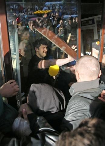 Волнения в Бирюлево: Фото