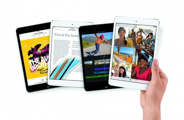 iPad mini 2: Фото