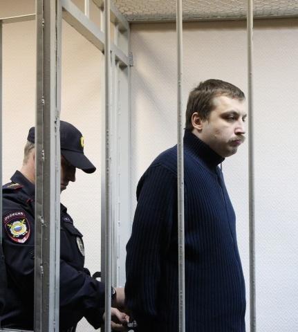 Фигурант болотного дела Косенко приговорен к принудительному лечению: Фото