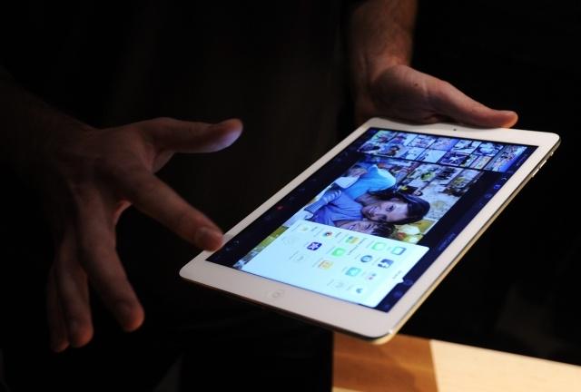 Новый iPad Air: Фото