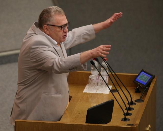 Владимир Жириновский: Фото