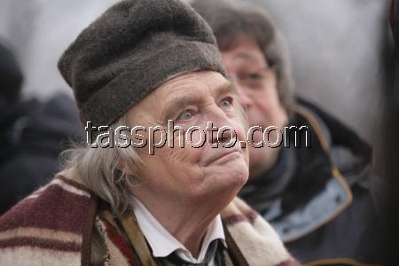 Скончался Эдуард Марцевич 12 октября 2013 года: Фото