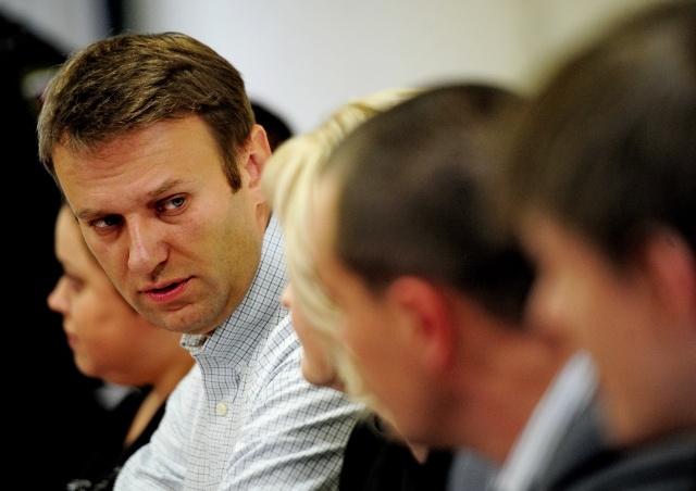 Рассмотрение жалобы на приговор Алексею Навальному: Фото