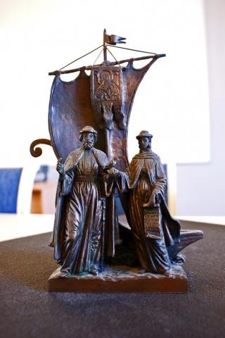 В Петербурге появятся «серийные» Петр и Феврония: Фото