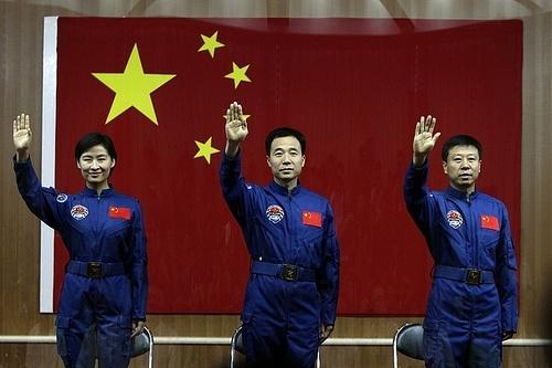 Китайская лунная программа. : Фото