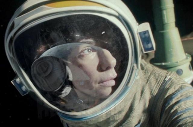 "Кадр из фильма ""Гравитация"": Фото"
