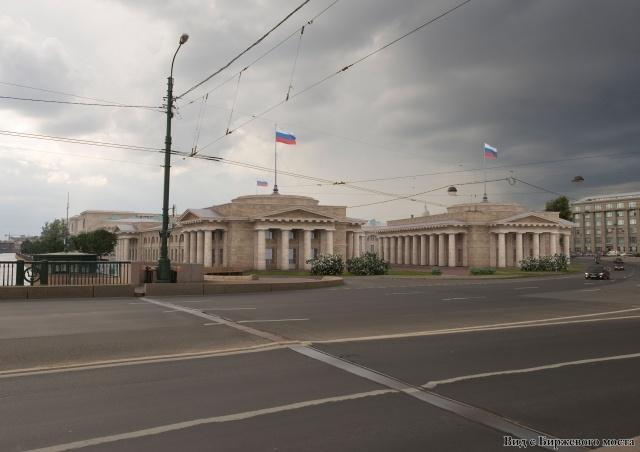 Проекты судейского квартала: Фото