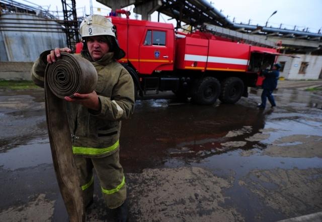 Всероссийская тренировка по гражданской обороне 4 окт 2013: Фото