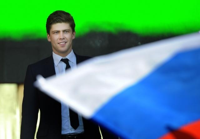 Хоккеист Семен Варламов: Фото