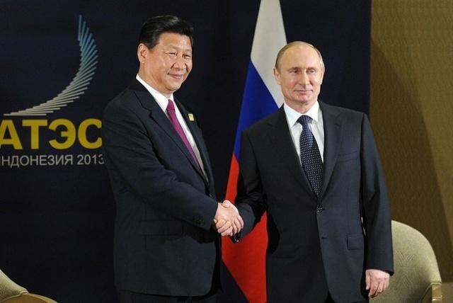 Встреча с Председателем КНР Си Цзиньпином, 7 октября 2013: Фото