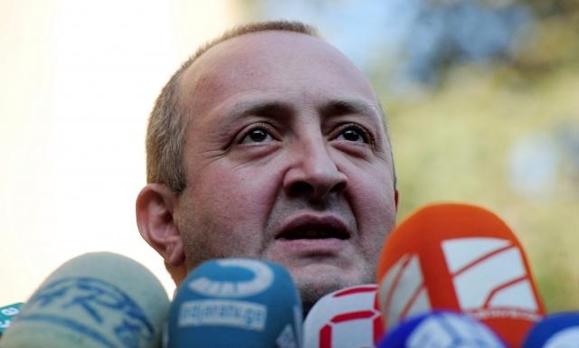 Выборы президента Грузии 27 октбяря 2013 года:  Георгий Маргвелашвили: Фото