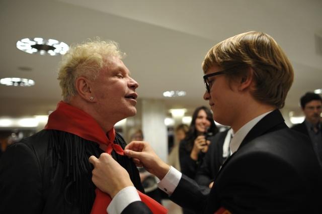 Церемония вручения «Серебряной калоши-2013»: Фото
