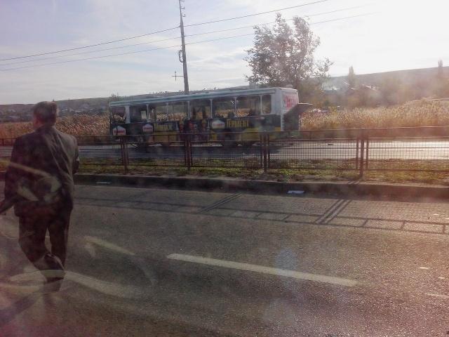 Взрыв в автобусе в Волгограде 21 октября 2013 года: первые фото: Фото