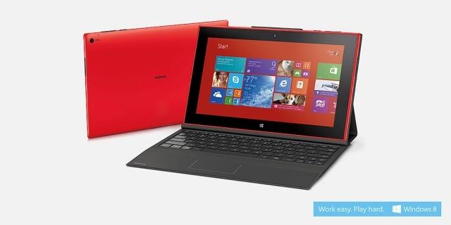 Lumia 2520: Фото