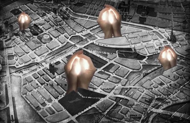 Исторический Петербург, которого мы вот-вот лишимся: карта