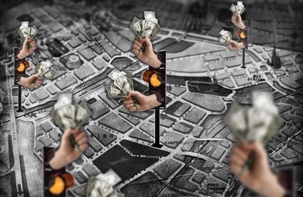 В Петербурге светофоры-«зомби» годами поглощают бюджетные деньги