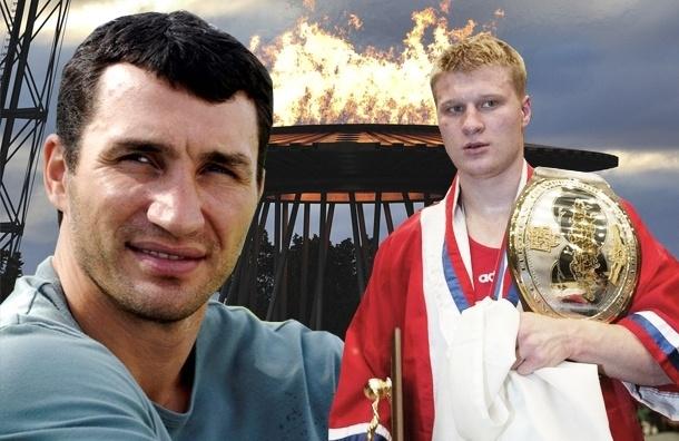 Почему все радуются, когда гаснут олимпийские факелы