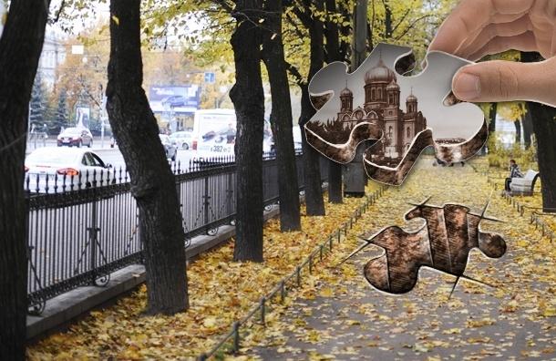 В Петербурге хотят видеть собор у метро «Пушкинская» на месте сквера