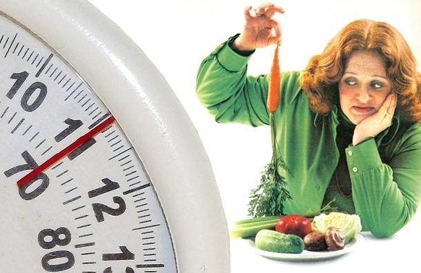 Эксперты определили семь самых знаменитых диет