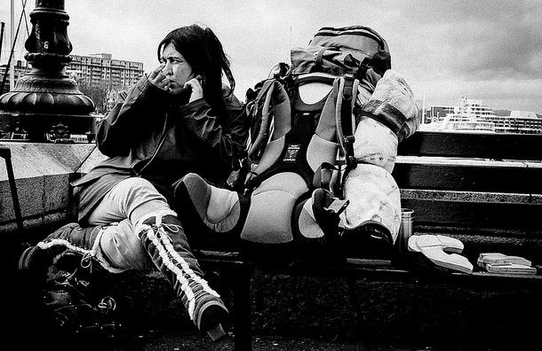 Новый вид путешественника: человек, готовый лететь на край света без денег
