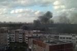 В Москве 29 октября упал вертолет Минобороны