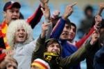 Матч «Ангушт» – «Алания» 23 октября 2013 года привел к массовой драке болельщиков