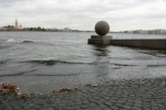 Шторм «Святой Иуда» может поднять воду в Неве на 2 метра