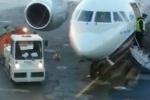 Пассажиры засняли зверство над своим багажом в аэропорту Пулково