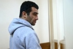 Суд арестовал Зейналова, подозреваемого в убийстве москвича Щербакова