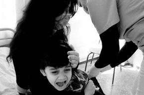 В Приморье 30 школьников госпитализировны после пробы манту
