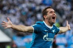 Кержаков понесет факел олимпийского огня в Петербурге