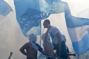 Фанаты «Зенита» устроят перформанс из двух тысяч флагов