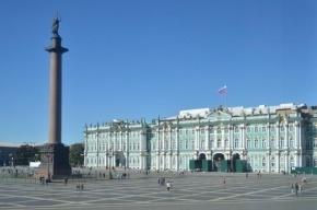 В Петербурге могут открыть смотровую площадку на крыше Главного штаба