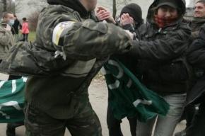 Полиция пресекла массовую драку в Люберцах, 78 человек задержаны